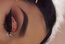 makeup eyes