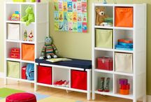 Playroom Ideas / by Amanda Russell