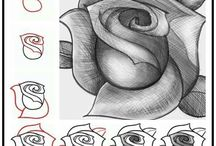 How to Draw / by Melinda Bird