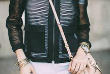 Mesh fashion