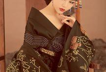 Japon dessin femme