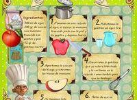 recetas varias