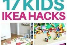 Ideas with Ikea for Kids Room