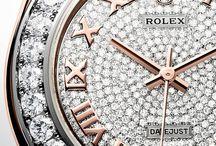My favourite luxury watches...!