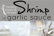 Shrimp menu