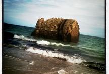 Cagliari city / Cagliari is the capital of Sardinia island.