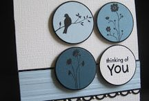 Silhouette Sentiments Stampin Up