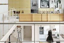 Architecture, interiors: Mezzanine / by Up-her.com