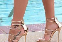 sapatos e sandálias femininos