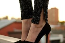 pointed heels&styling