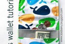 Bags, wallets / Tasky, kabelky, penezenky