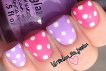 Nails / by La Vida Hair & Beauty