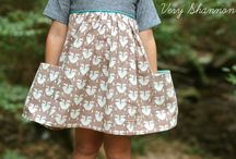 Children's Clothes / Lovely things to make