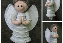 Ангелы крючком
