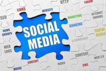 Social Media + Marketing + PR / Social Media + Social Media Marketing + Social Media Networks + PR + Infographics  #socialmedia  #smm  / by Alan Mihelchic