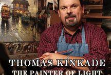 Thomas Kinkade / by Barb Brown