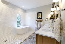Beautiful Baths / These are some of our favorite bathrooms from around San Antonio that we've had the pleasure to create.
