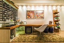 Adegas Yticon (vinhos e decoração) / Adegas para apartamentos até 80m²