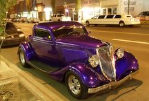 Hot rods & muscle cars