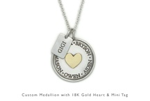 Gifts for Grandma or Nana / Our favorite ideas for the heirloom quality gifts for grandmothers.  / by Heart & Stone Jewelry