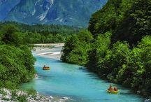 Rafting - sLOVEenia