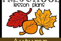 FALL PRESCHOOL CURRICULUM  / I CREATED THIS BOARD TO MAKE TEACHING PRESCHOOL A LITTLE BIT MORE CREATIVE AND ORGANIZED. I AM ORGANIZING LESSON PLANS BY SEASON AND THEMES IN THOSE SEASON.S / by Yolanda Gordon