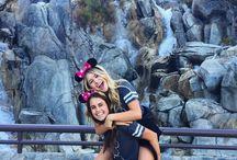 Disney con amigas