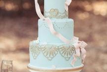cakes birds