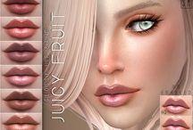 Sims 4 beauty