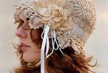 Sombreros / Gorros hermosos - Cute hats, beanies, slauchies, etc
