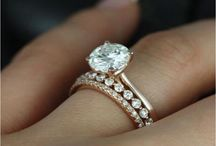 Engagement rings and rings