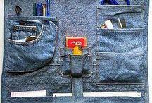 Jeans benutzen