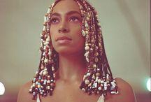 Black Beauty / Celebrating women of colour