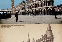 Melbourne History in Colour / Showcasing beautiful historic images of Melbourne, Victoria that have been colourised.  Will gradually include images that I colourise, and share the fantastic work of others.