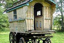 Shepherds huts / Maybe my next project.........