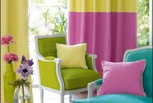 Easter Rooms / Rooms that remind me of Easter