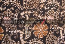 Unique Cracked Batik Techniques / #cracked #design of Indonesian #batik process / techniques