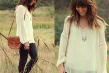 Indie/boho / Style  / by Courtney Belisle