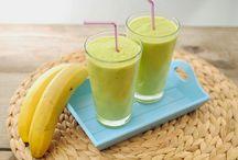 Drinken / Recepten voor de heerlijke drankjes, smoothies, shakes en limonade!
