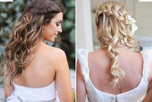 Hairstyle & Head dress