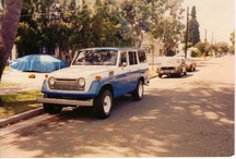 Landcruisers, 4X4's and other rides / by Eraina Brock