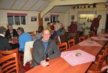 Afscheid Conservator Henk van de Klundert / Op dinsdagavond 20 januari was er op ons museum een feestelijk afscheid van conservator Henk van de Klundert. Vele vrijwilligers waren van de partij om Henk te bedanken voor zijn enthousiasme en inzet.