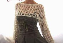 Crochet for wear