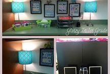 Classroom decorations and decor / by Melanie Ganes