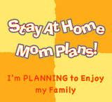 Stay at Home Mom Plans / Me, blogging about trying to be a better mother through planning and routines.  It's harder to be a bump on a log if I've already made plans to have fun!