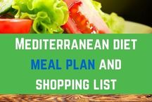 The Med[iterranean] Diet