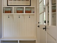 Mudroom / by Shelbey Hill