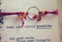 words to live by  / by Monica Hernandez-Christophe