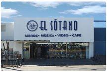 Librerías El Sótano / Encuentra aquí nuestras 13 sucursales y visítanos ¡Tu libro te espera!