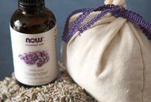 lavender sleep sack